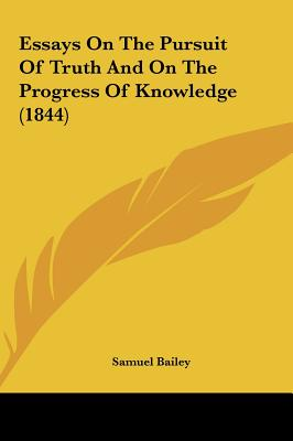 the pursue of knowledge essay