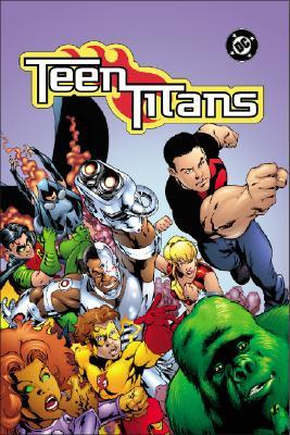 Teen Titans By Johns, Geoff/ McKone, Mike/ Grummett, Tom (CON)/ Alquiza, Marlo (CON)/ Cox, Jeromy (CON)/ Comicraft (CON)/ Grummett, Tom