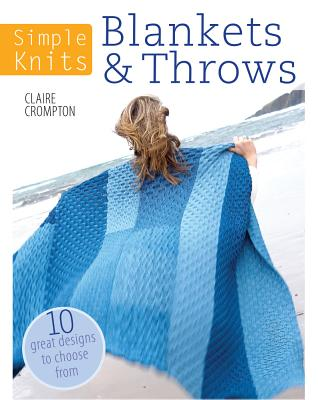 Knitted Blankets & Throws By Crompton, Clare